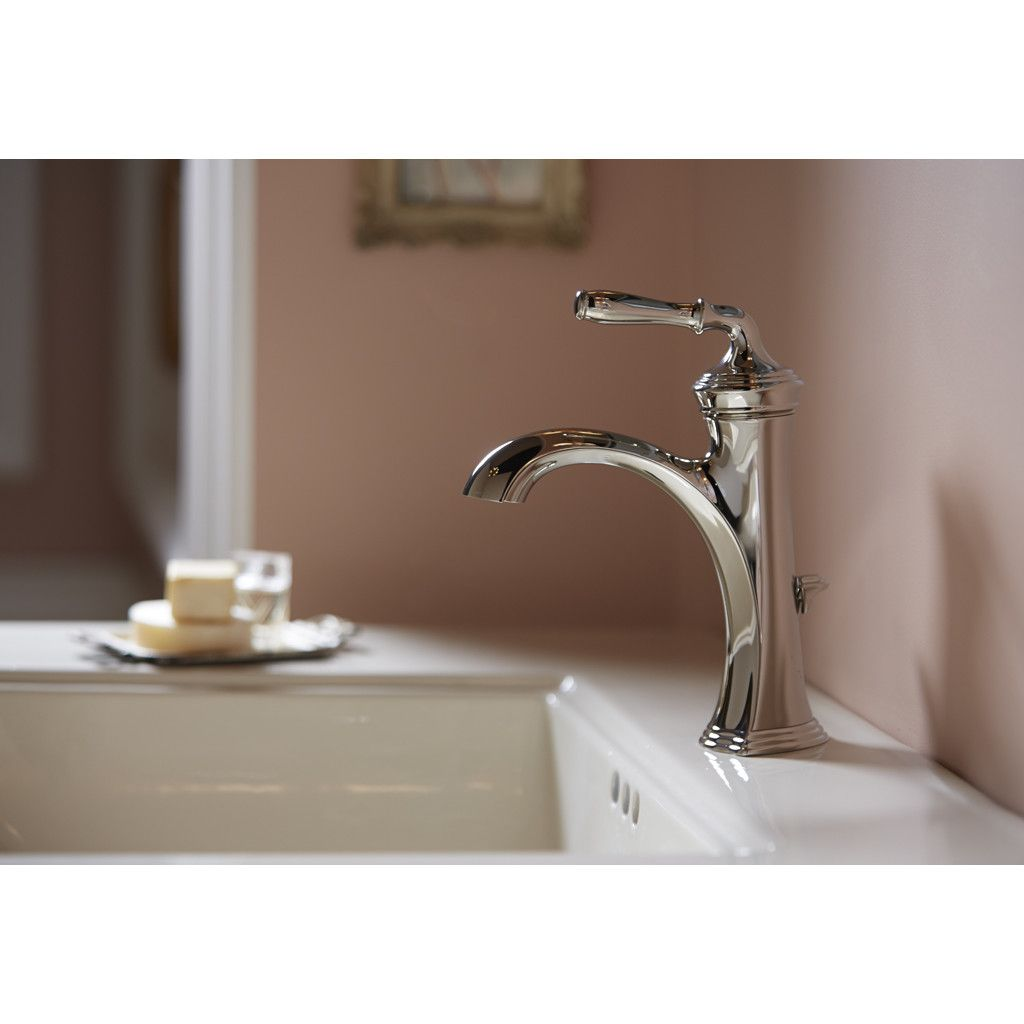 Kohler Devonshire Single Handle Bathroom Sink Faucet & Reviews ...