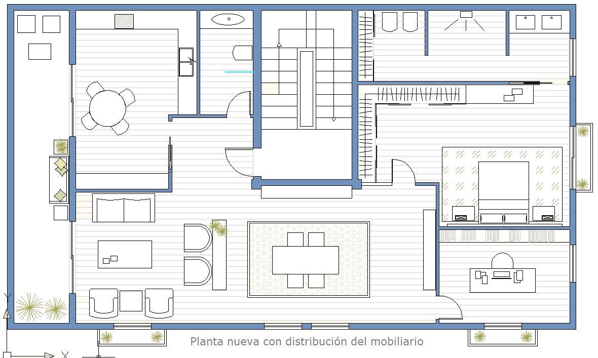 Hacer planos de una casa - Hacer plano casa ...