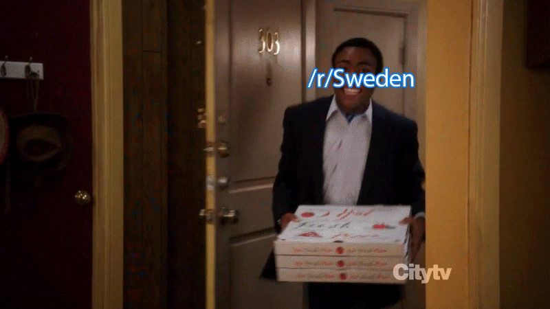 /r/Sweden checking their sub after waking up today