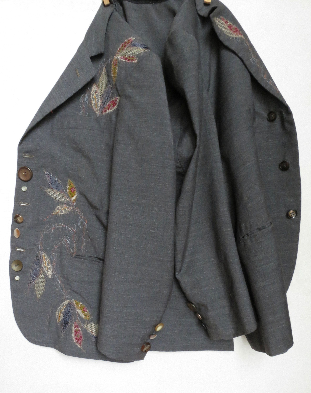 giacca uomo boho chic