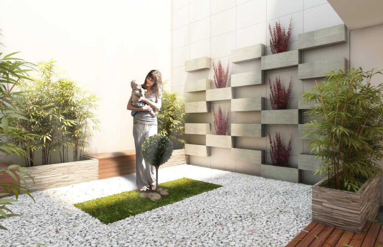 jardin zen para interiores inspiracin de diseo de interiores