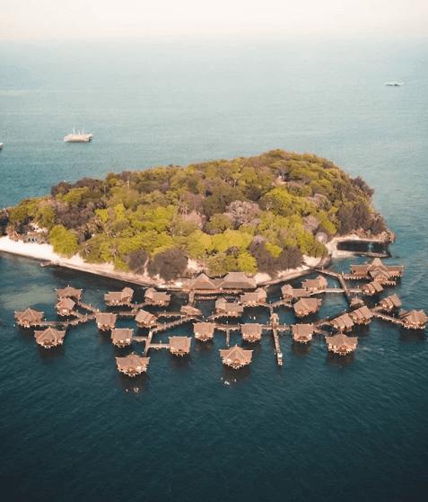 Daftar Tempat Wisata Di Kepulauan Seribu Kepulauan Pantai Pemandangan