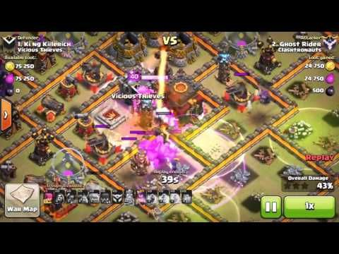 Game Clash of Clans - Ask a Clash Developer! Town Hall 11