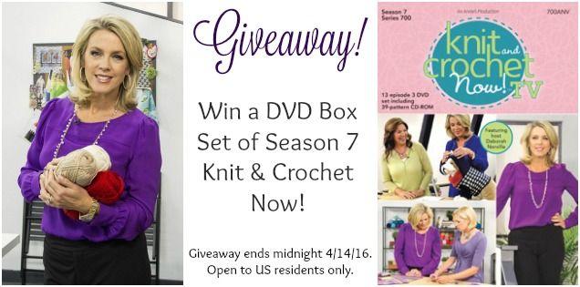 Win a DVD Box Set of Season 7 Knit and Crochet Now | Box sets ...