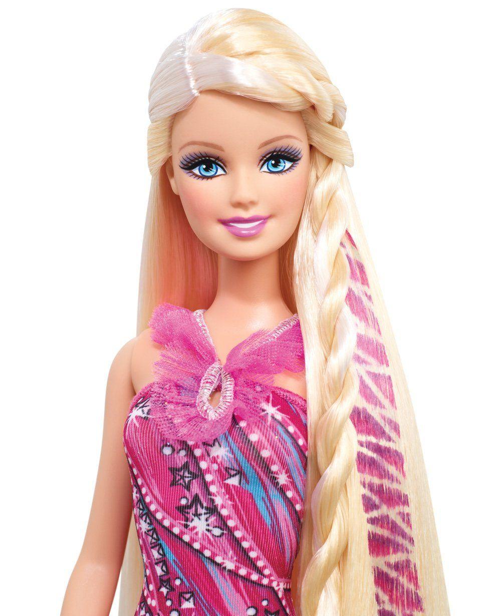 Barbie - Mechas Fashion muñeca (Mattel BDB19): Amazon.es: Juguetes y ...