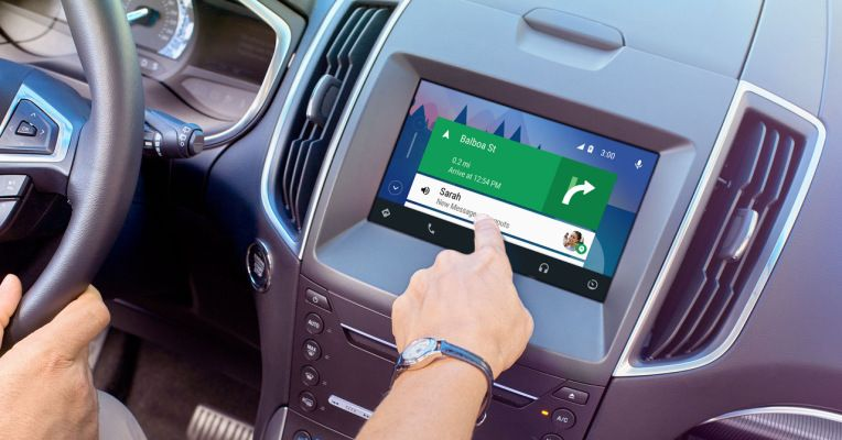 Ford To Add Android Auto And Carplay To 2016 Ford Sync 3 Cars Via