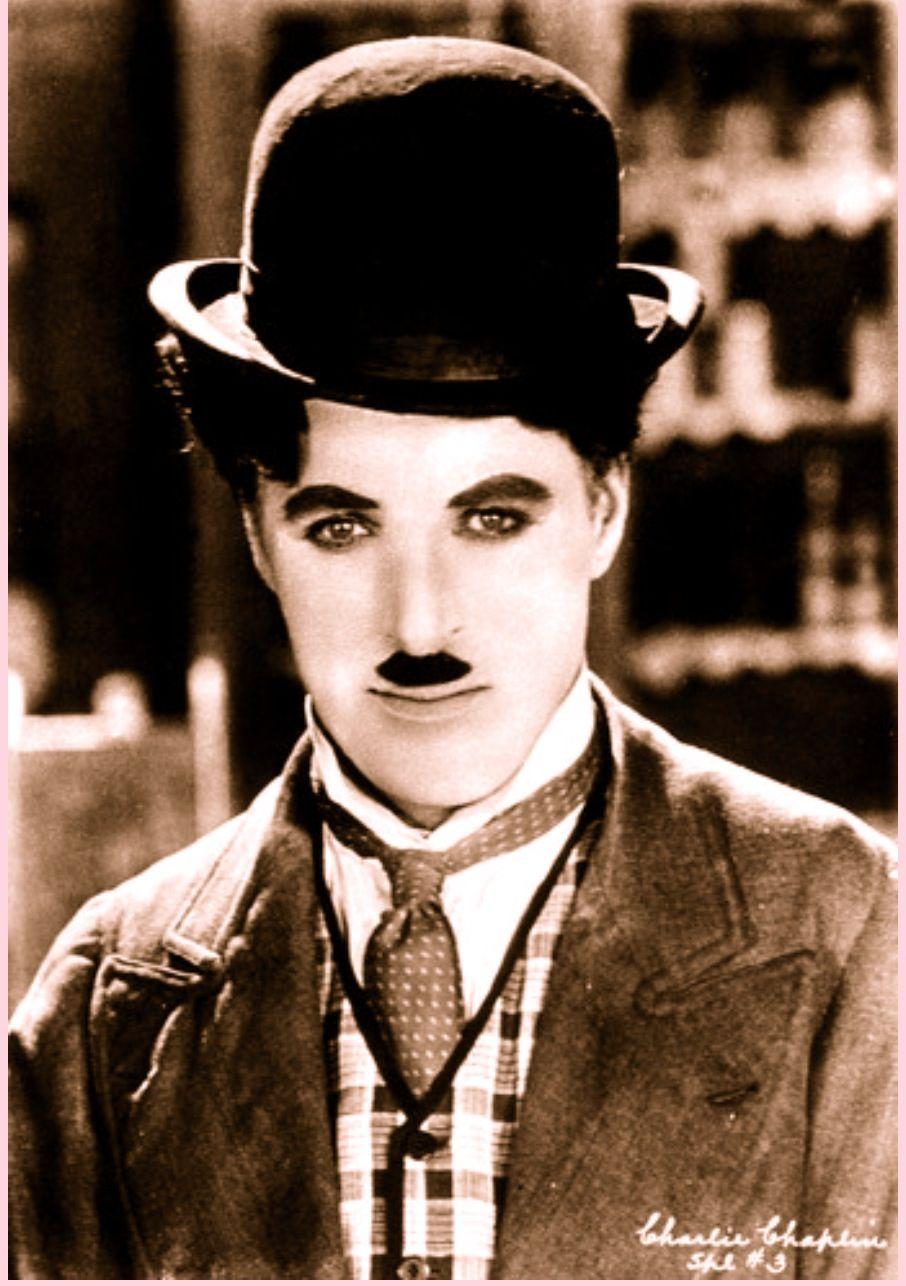 Charlie Chaplin May 1928