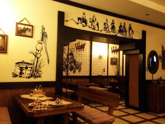 Барбекю одесса ресторан виды электрокаминов и цены
