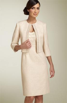 Jacket with Nordstrom Mother of the Bride Dresses | Where to Find ...