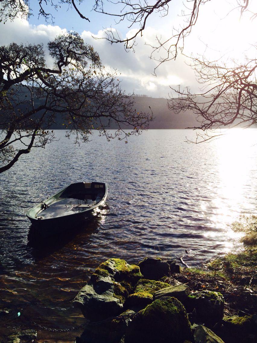 Loch Tay, Killin, Scotland