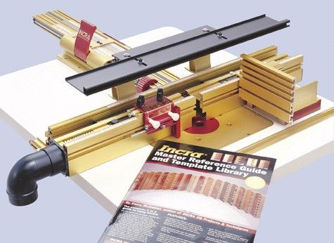 Incra Ls Super System 17 430mm Range Router Table Fence