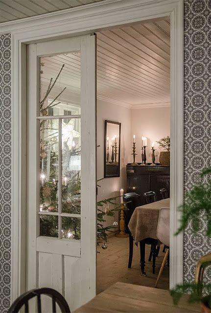 love the french door
