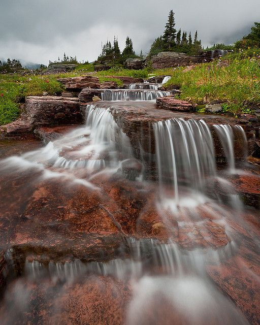 Places To Visit In Montana Usa: Glacier National Park Montana, Montana