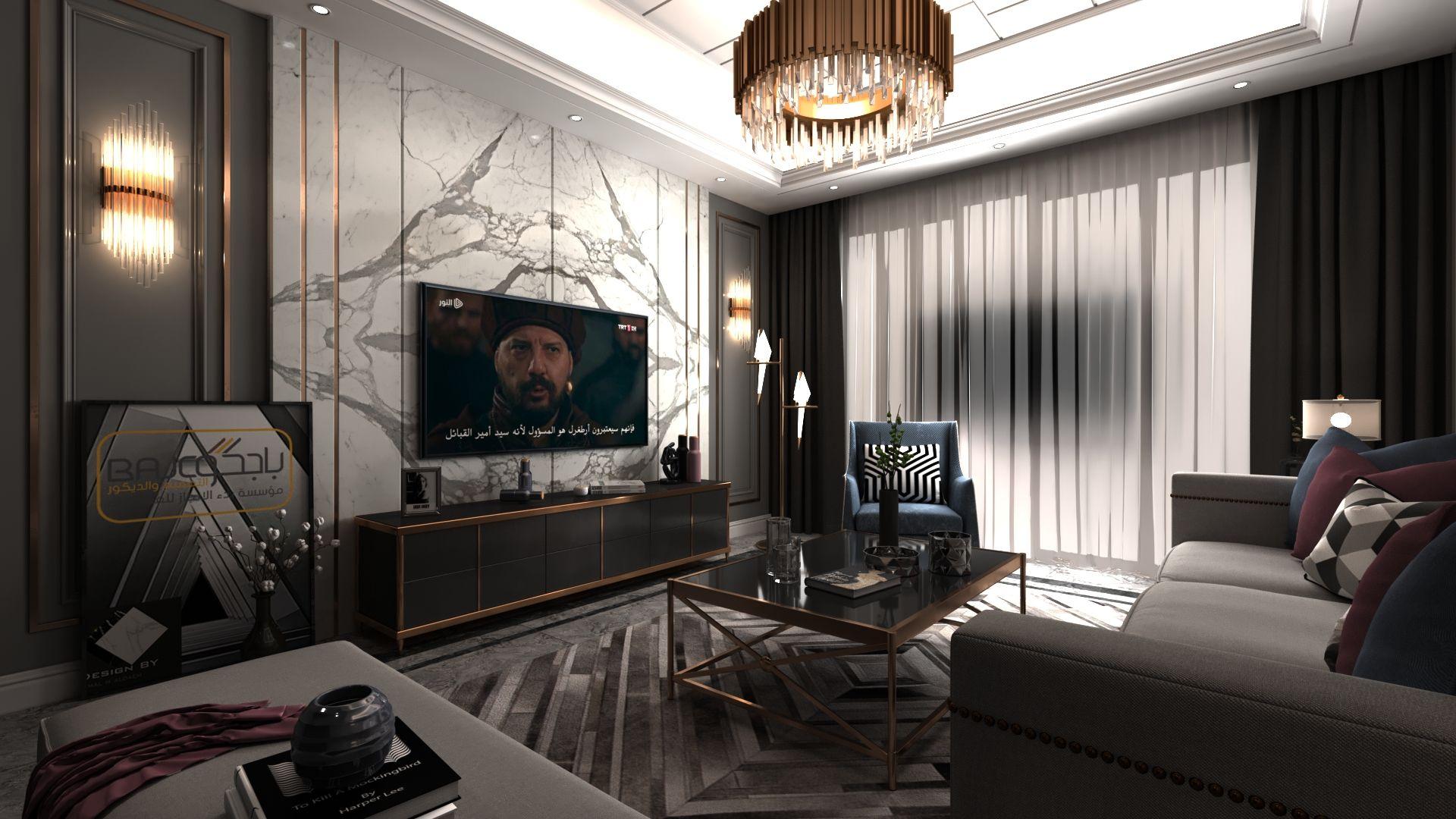 خلفيات تلفزيون Flat Screen Marble Flatscreen Tv