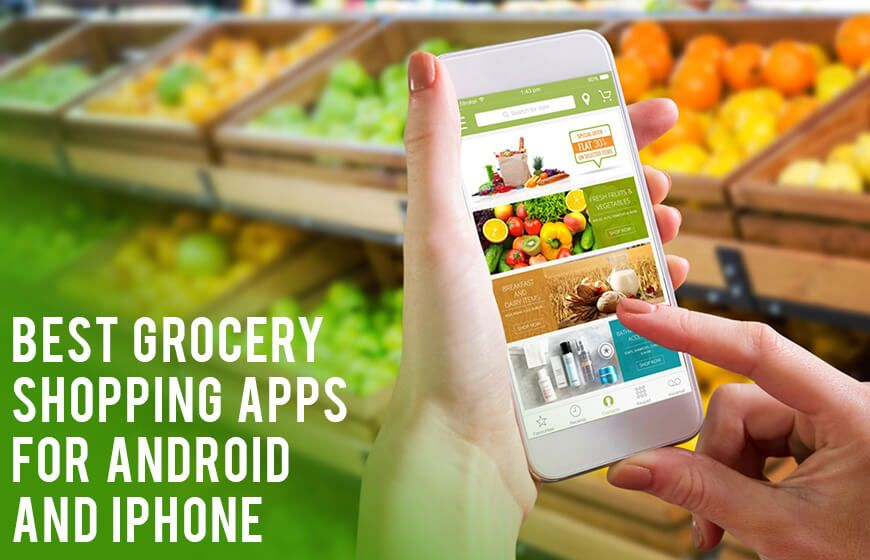 10 Best Apps To Buy Groceries In 2021 Grocery Shopping App Grocery Buying Groceries