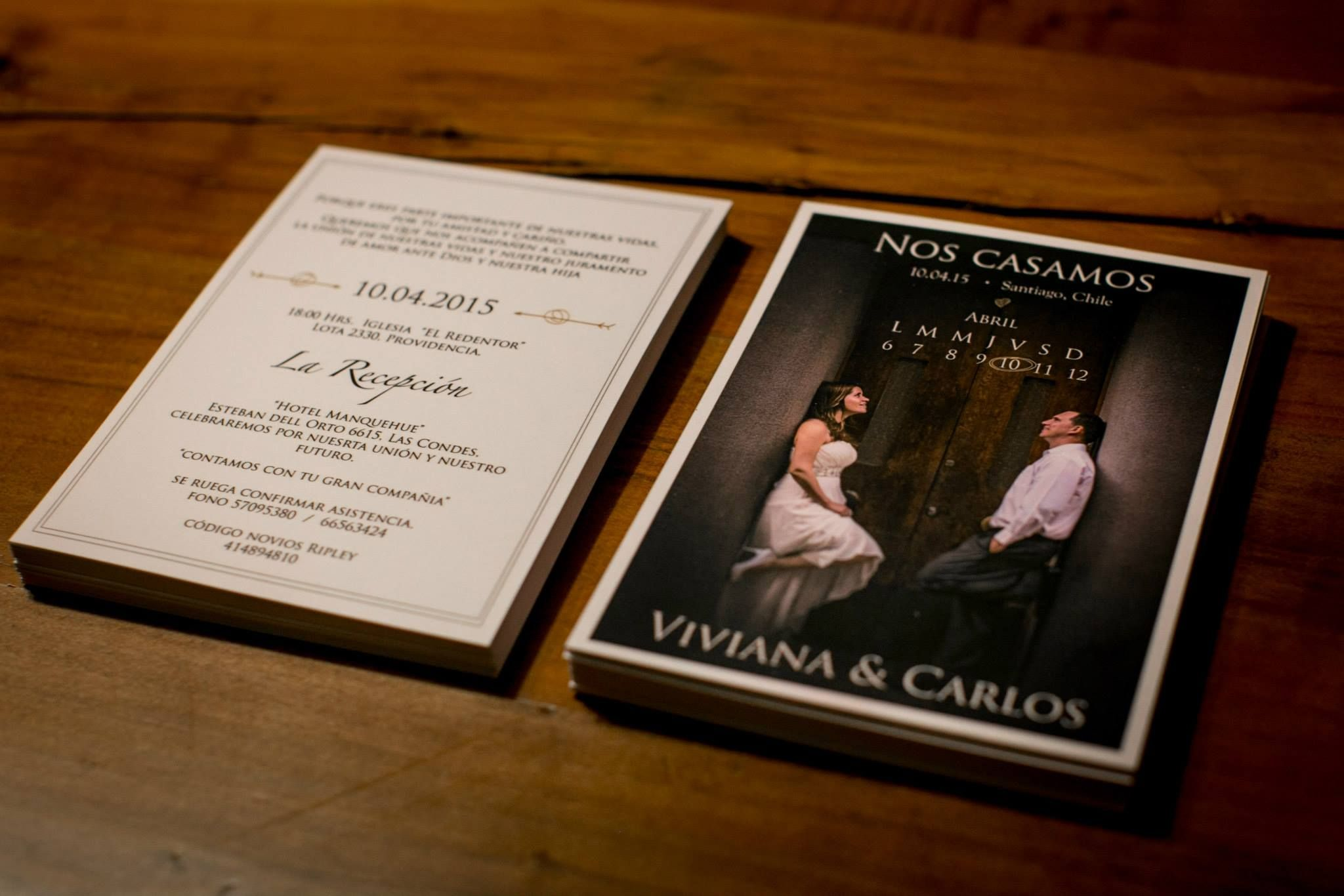 Parte de Matrimonio. Invitación. Postal 13x18cm, Termolaminadas. Sesión  Fotográfica inclui… | Partes de matrimonio, Invitaciones matrimonio,  Invitaciones