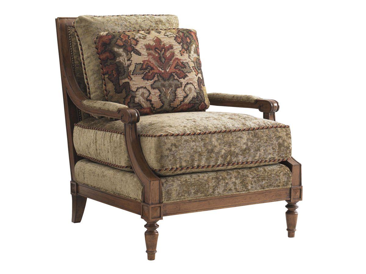 Lexington Upholstery Franklin Chair | Lexington Home Brands