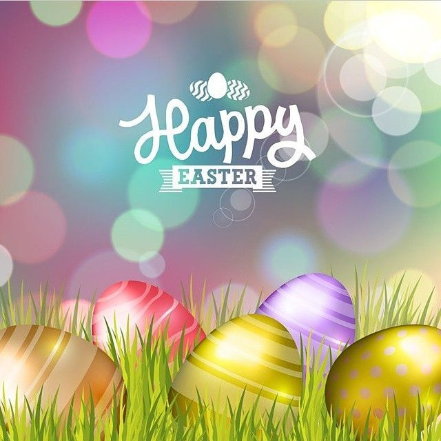 Pretty Happy Easter Eggs Happy Easter Wishes Happy Easter Pictures Easter Sunday Images