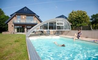 5***** Luxus Pool Villa, Sehr Ruhige Lage,   Villa U0027La Cigaleu0027Ferienhaus In  Boltenhagen Von @homeaway! #vacation #rental #travel #homeaway