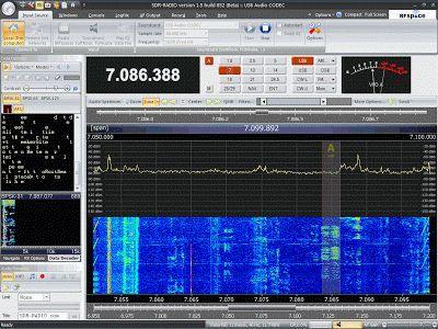 G4ILO's Blog: SDR Radio   HAM RADIO