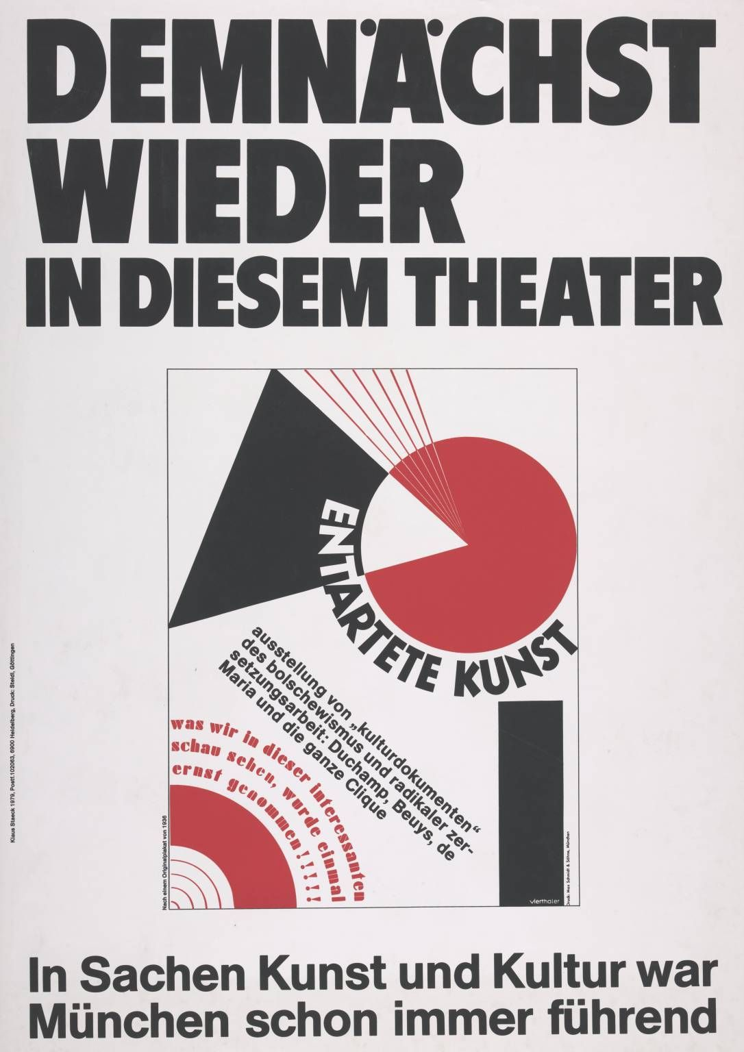 'Entartete Kunst', Joseph Beuys | Tate | Exhibitions ...