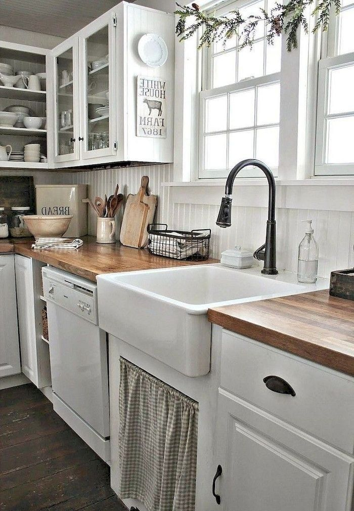 Best The Most Beautiful White Kitchen Cabinet Models Page 14 400 x 300