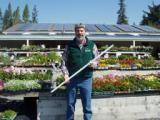 Growing Energy Efficiency Sebastopol Solar Panels Mason Jar Planter