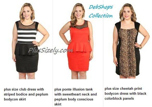 Plus Size Nightclub Dresses To Look Sexy Plus Size Club Dresses