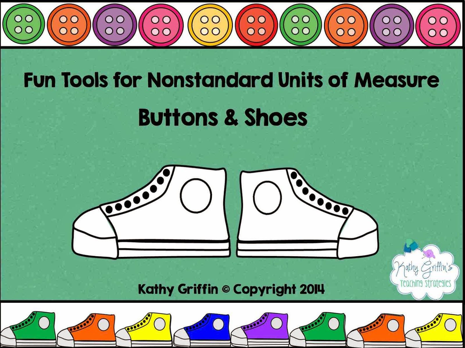 Kathy Griffin S Teaching Strategies Measuring With Pete The Cat Freebie