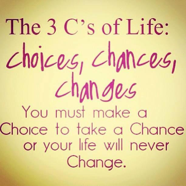 The 3 C's of Life. Zig ziglar quotes, Quotes