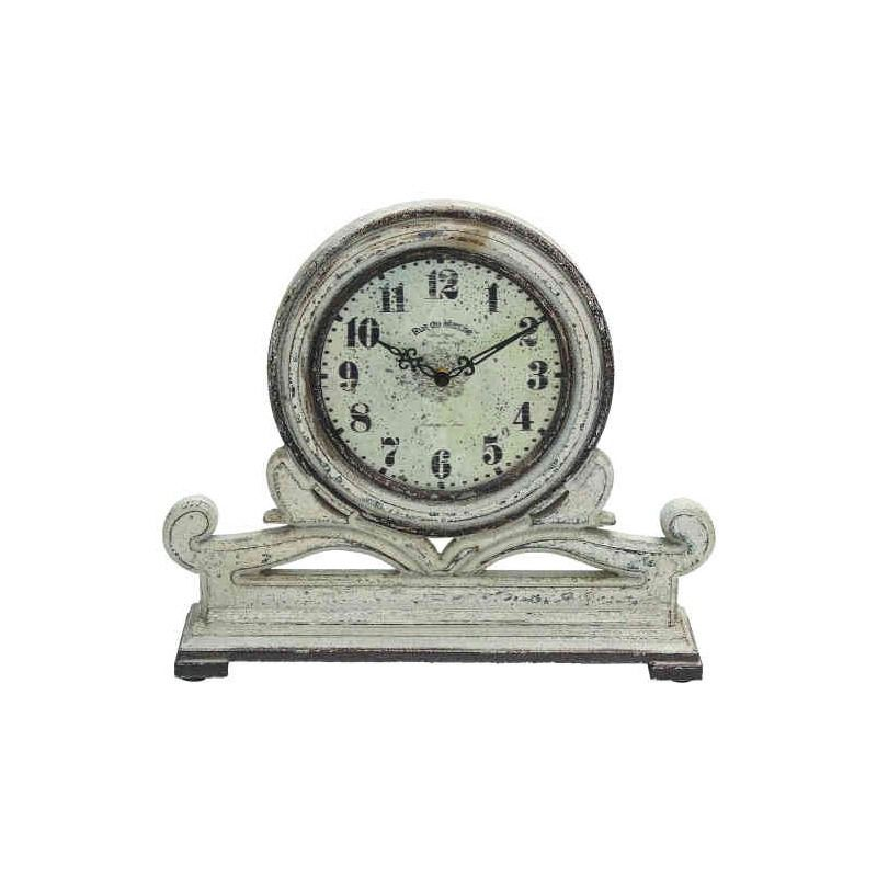 Rustic Wood Mantle Clock Weekends Only Furniture And Mattress Table Clock Mantel Clock Clock