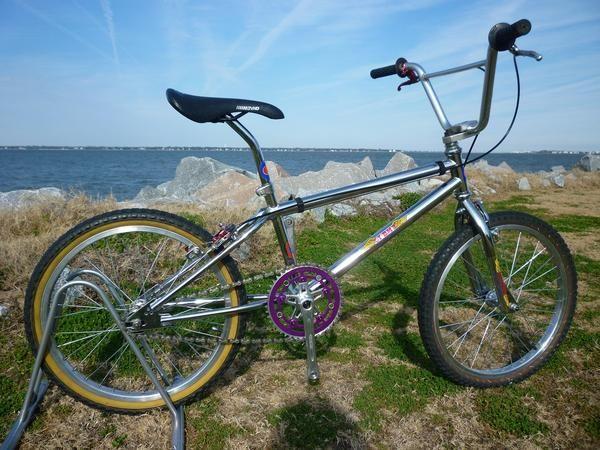 1984 Gt Pro Bmx Freestyle Bmx Bikes Gt Bmx