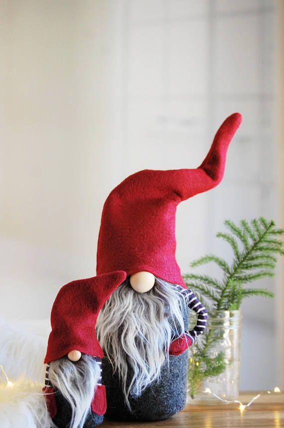 Claus The Scandinavian Christmas Gnome Pattern By Nordikatja Etsy Gnome Patterns Christmas Gnome Scandinavian Christmas