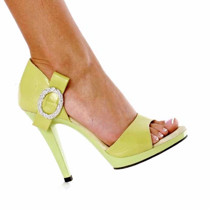 Lime Green Wedding Shoes Source Photos Weddingbycolor Nocookie