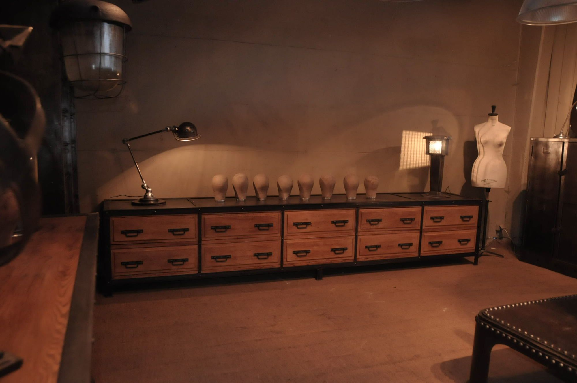 meuble bas meubles industriels