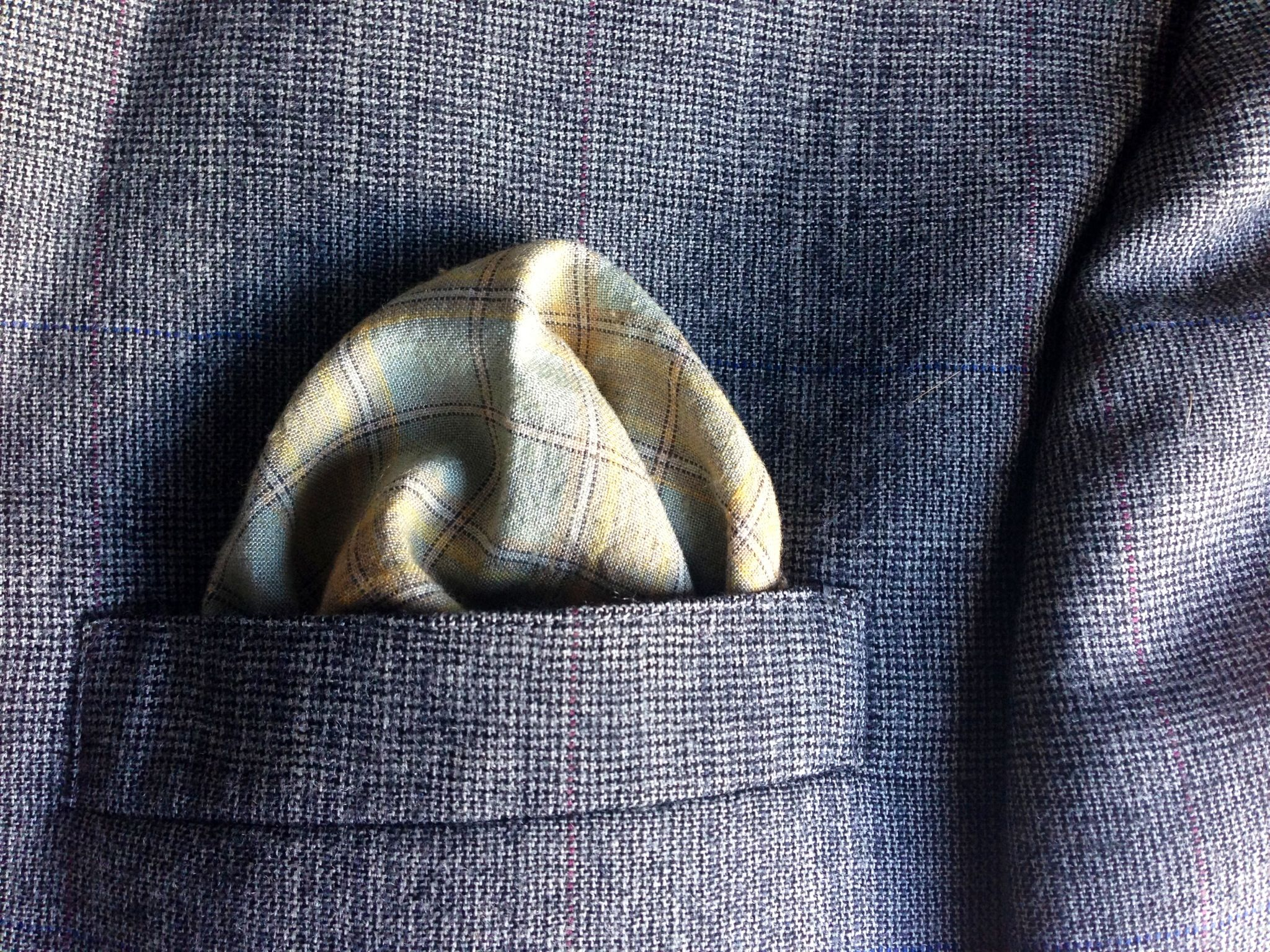 linen and wool