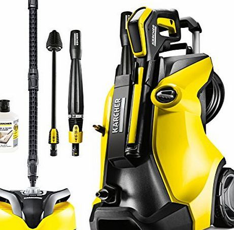Karcher Karcher K7 Premium Full Control Home Pressure Washer Yellow Black Barcode Ean 4054278131030 Http Www Comparestoreprices Co Cool Things To Buy