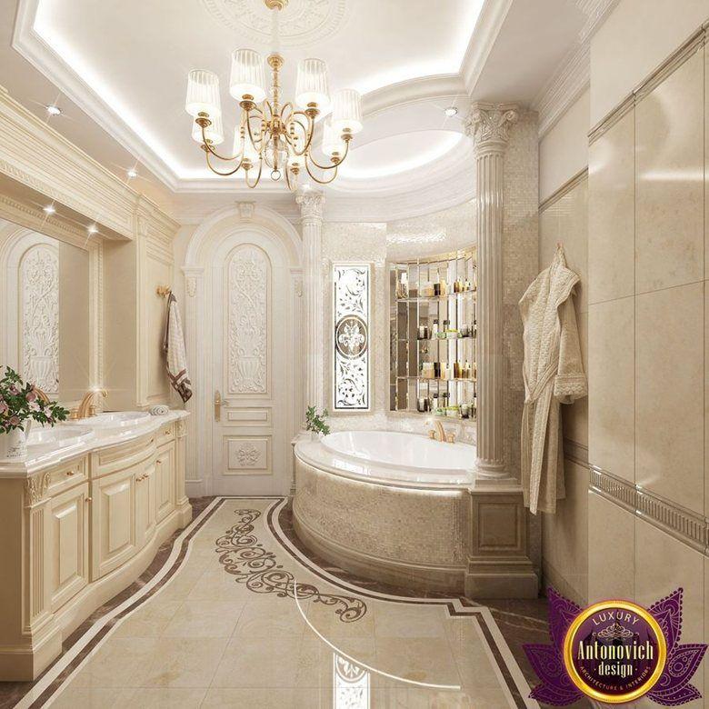 The Best Bathroom Design Ideas From Katrina Antonovich