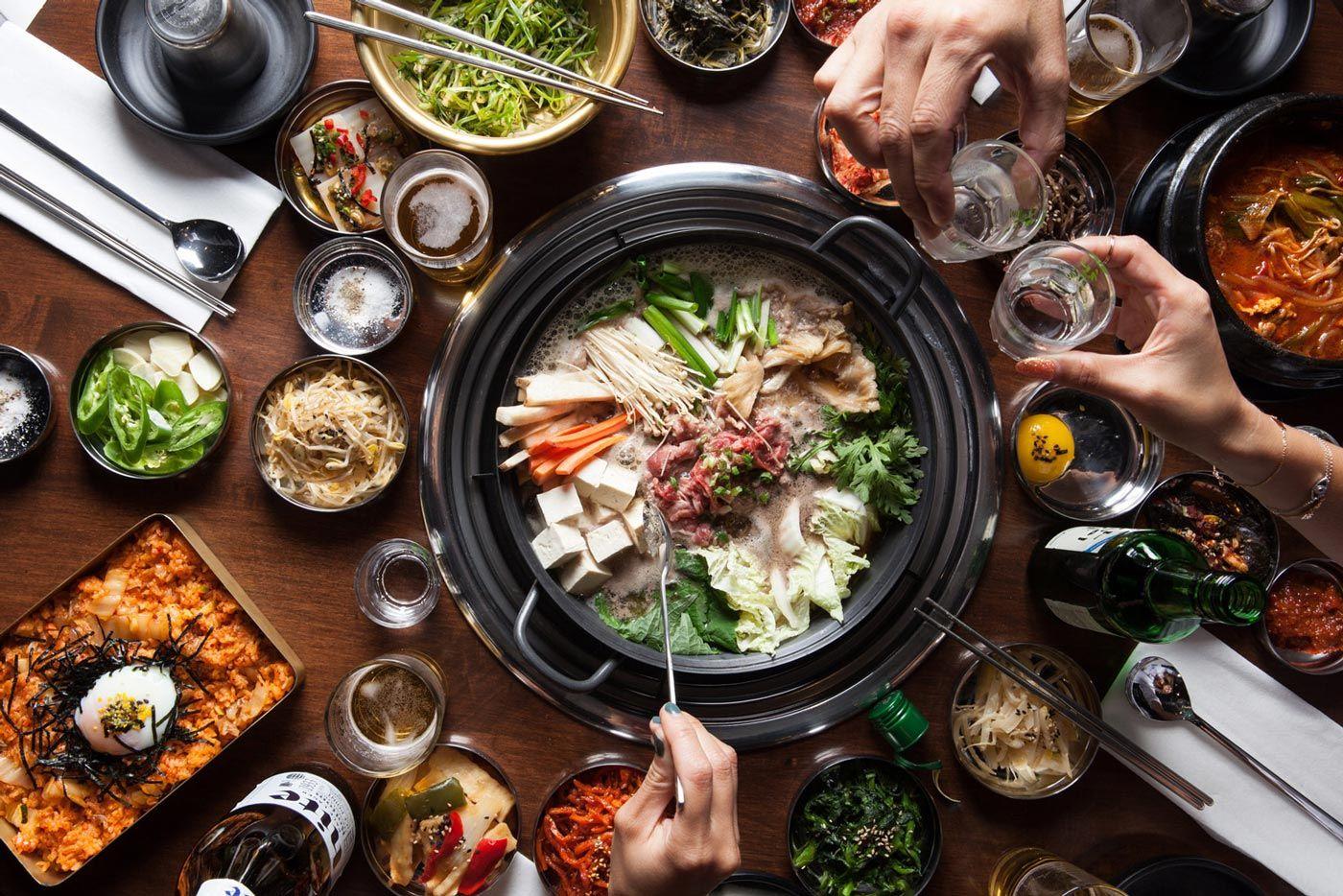Hanjip Korean Bbq Korean Bbq Best Korean Food Korean Restaurant