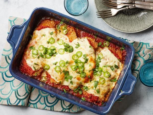 Tex Mex Chicken Parmesan Recipe Gluten Free Dinner Recipes