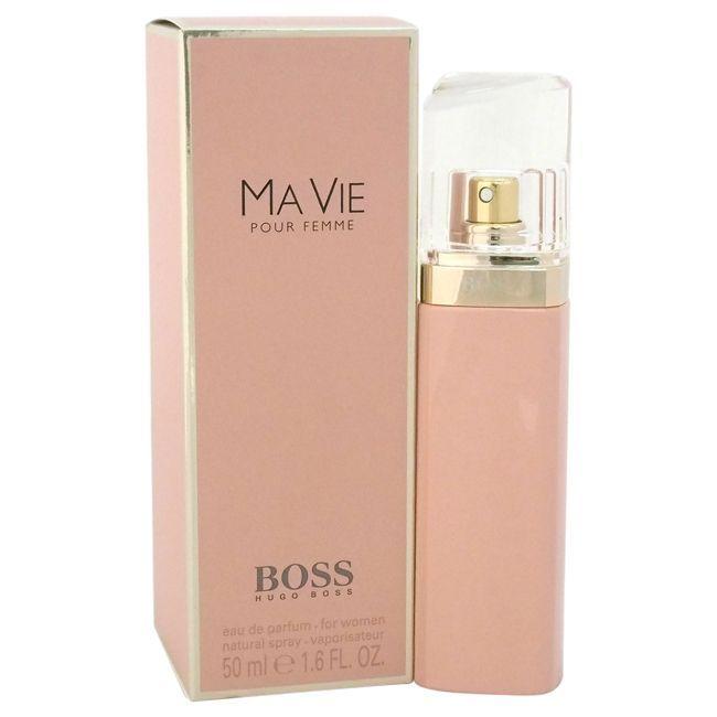 Boss Ma Vie By Hugo Boss For Women 1 6 Oz Eau De Parfum Perfume Fragrance Hugo Boss Perfume