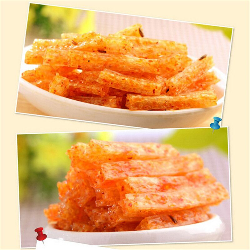 $1.09 (Buy here: http://appdeal.ru/4ynm ) Favourite Food 1bag Delicious Latiao 26g spicy food dried bean curd spicy snack Latiao Chinese food hot taste delicious food for just $1.09