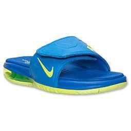 Men s Nike Air LeBron 3 Elite Slide Sandals  a88b0a58e