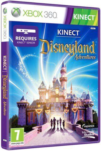 Kinect Disneyland Adventures (Xbox 360): Amazon.co.uk: PC & Video Games
