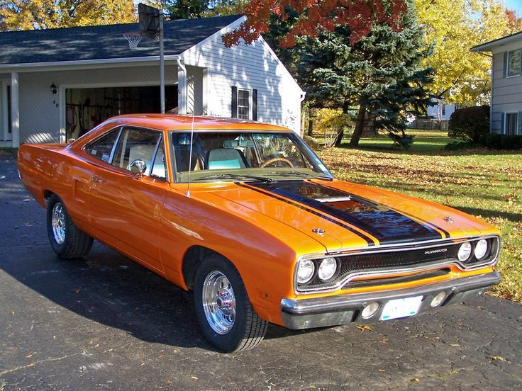 Plymouth Road Runner 1970.