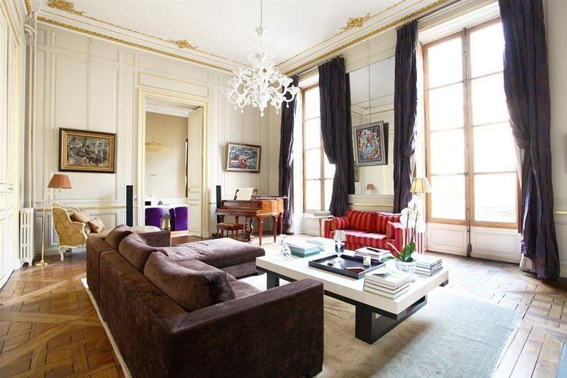 Paris Inspired Interior Design French Interior Design The - möbel boss wohnzimmer