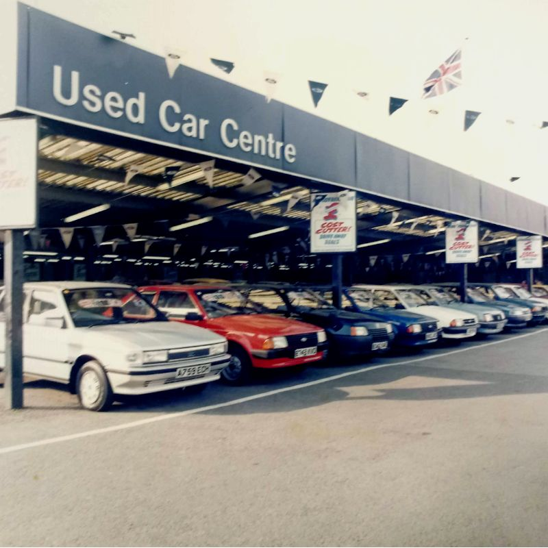 Our Derby Dealership Dating Back A Few Decades Take A Look At