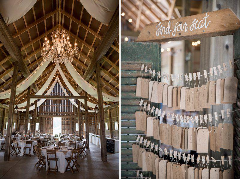 The Barn At Kennedy Farm Wedding Photos