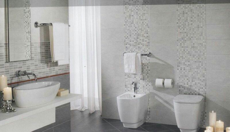 Idea arredo e piastrelle bagno casa dettagli nel 2018 pinterest bagno bagno piccolo e - Piastrelle bagno mosaico ...