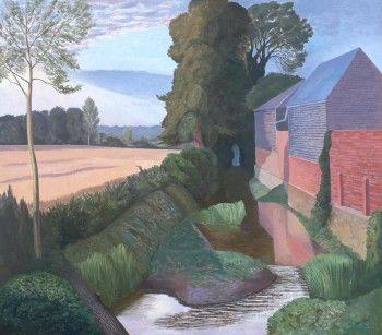 The Painters' Trail - John Northcote Nash